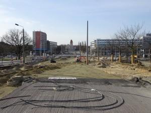 Bahnhofsberg Richtung Kreuzung1