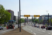 Straße Bahnhofsberg