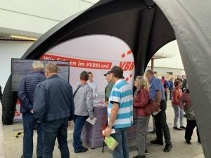 2019-10-21 KGO Eröffnung Bahnhofsvorplatz (203)