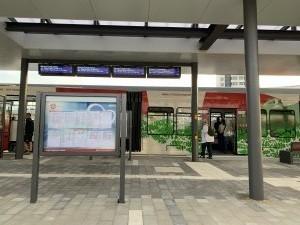 2019-10-21 KGO Eröffnung Bahnhofsvorplatz (256)