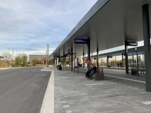 2019-10-21 KGO Eröffnung Bahnhofsvorplatz (257)
