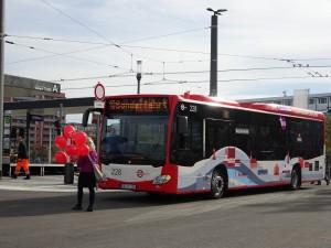 2019-10-21 KGO Eröffnung Bahnhofsvorplatz (50)