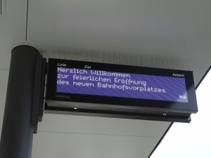 2019-10-21 KGO Eröffnung Bahnhofsvorplatz (9)