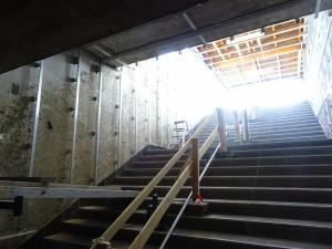 Aufgang Gleis 6 (2)