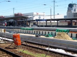 Bahnsteig 4,5 4