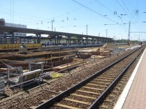 Bahnsteig 4,5 5