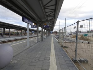 Bahnsteig 7-9