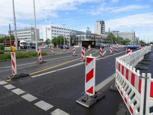 Baustelle vor Knappschaft (6)
