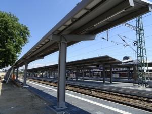 Baustelle zw den Schienen (3)