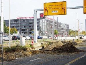 Vetschauer Str. Kreuzung 1